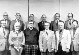 Conrad Grebel College Board of Governors, 1978