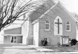 Zurich Mennonite Church (Zurich, Ont.) located on