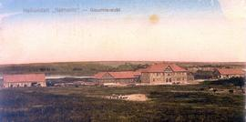A general view of Bethania Mental Hospital where
