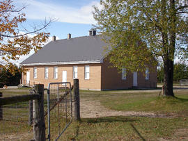 Cedarview Old Order Mennonite Meetinghouse 103713