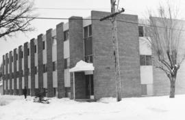 Mennonite Brethren Bible College dormitory