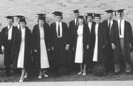 Canadian Mennonite Bible College graduates, 1959.