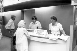 Aug. 2, 1986 at Bicentennial Exhibit