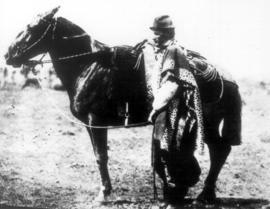 "A ""Gaucho"" in Uruguay or Argentina"