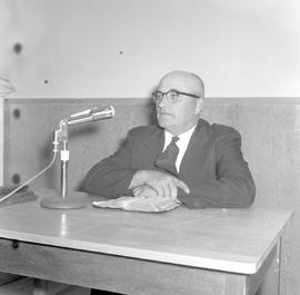 D. D. Klassen, Mennonite Radio Mission