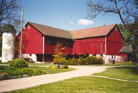 Red barn on Lot 21, South Snyder's Rd. Wilmot Twp.