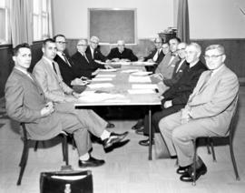 Mennonite Central Committee Ontario Board, 1963