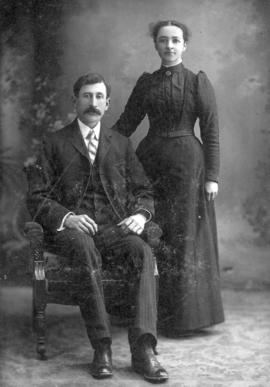 Benjamin H. and Fannie (Hoover) Reesor