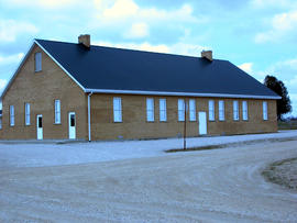 Brotherston Mennonite Meetinghouse, 6732 Perth