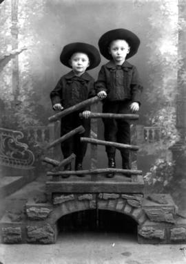Henry and Otto Rempel