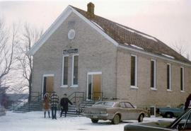 The Blenheim Mennonite Church