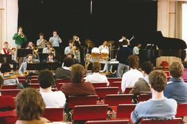 University of Waterloo Stage Band concert
