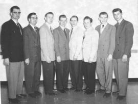 Canadian Mennonite Bible College octet
