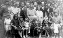 Family of the parents of Rev. J. S. Woods, not