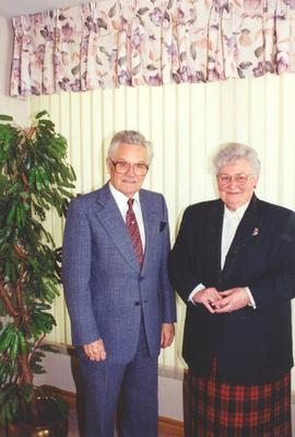 Bill and Sarah Dyck