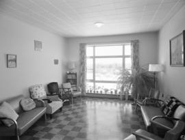 Interior of Fairview Mennonite Home