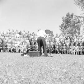 Delegates to CMC meeting in Niagara-on-the-Lake, 1956
