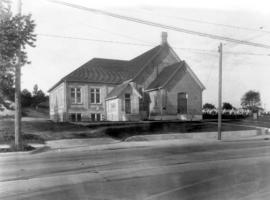 First Mennonite Church (Kitchener, Ont.).