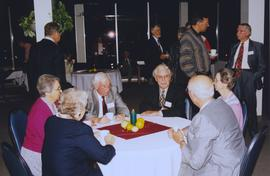 Grebel donors' reception