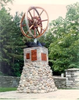Mennonite Bicentennial monument erected at First