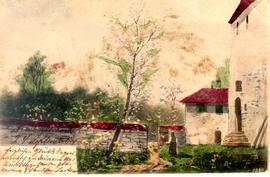 Postcard sent to Fischau, Molochna in 1904 to the