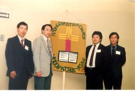 (Colour) Leaders from Hmong Mennonite Church