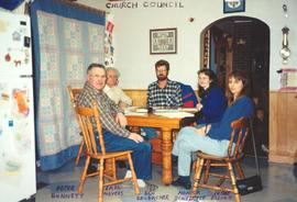 Petitcodiac Mennonite Church council