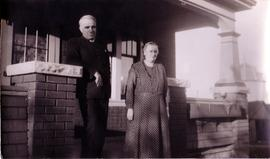 Moses H. and Catherine Shantz