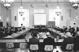 Annual meeting of Jan. 1971. Taking place at the