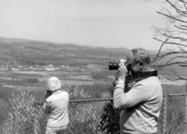 Lookout Point on Susquehanna Trail, Penn. in May