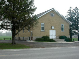 North Easthope Reformed Mennonite Church near