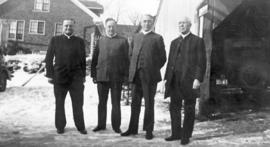 Ontario Mennonite Bible School faculty in 1938