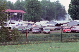 New Hamburg fairgrounds of the day of the relief sale