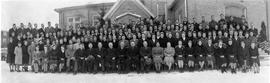 OMBS faculty and students, 1946