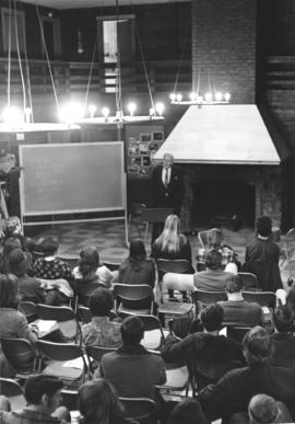Intercollegiate Peace Conference, 1970