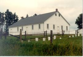 John Martin's Independent Old Order Mennonite Meetinghouse