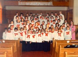 Inter-Mennonite Children's Choir, 1984