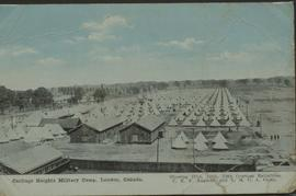 Carling Heights Military Camp