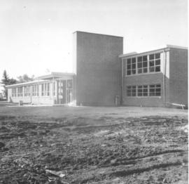 Rosthern Junior College buildings