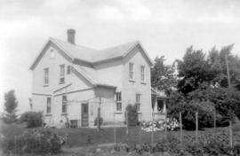 Abram M. Bowman's home in Elmira, Ont.