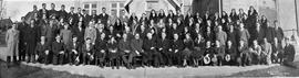 OMBS faculty and students, 1933