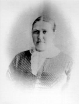 Formal photo of Mrs. David Betzner Sr.