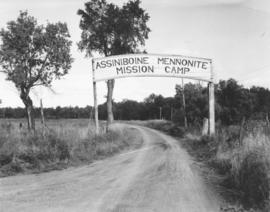 Camp Assiniboia (Cartier, Manitoba)