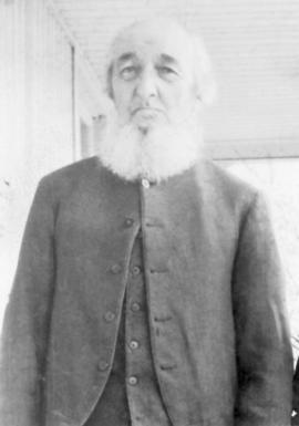 Ordained deacon in 1866 for Wideman congregation,