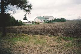 Farm buildings on Lot 14, Con. 1, W section, Wellesley Twp.