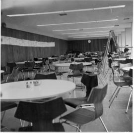 Dining Hall of Conrad Grebel College