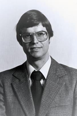 Fred M. Lichti, ordained minister in 1981