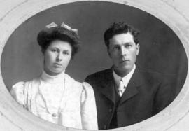 Amos Grove and Fanny Reesor Grove