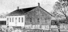 Image of the Christian Eby Mennonite Meetinghouse