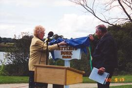 Renaming Linear Park to Settlers Fork Park